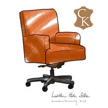 Club Style Office Chair