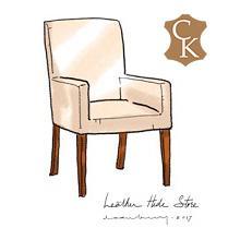 Dining Club Chair
