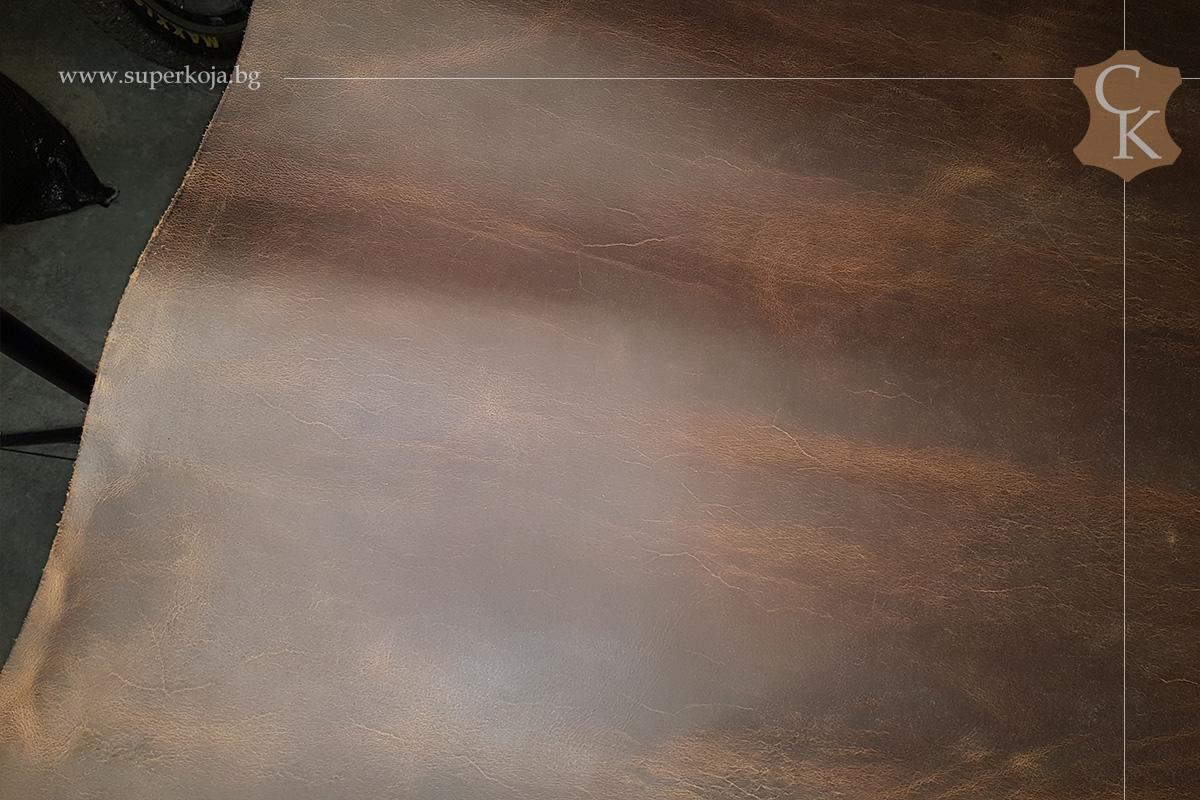 Крейзи хорс кафяв хидрофобизирана - 1