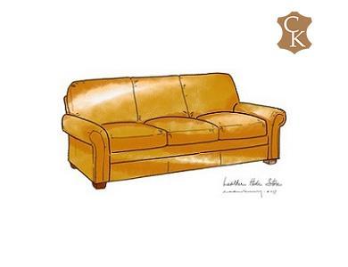 Lawson Roll Arm Sofa 86