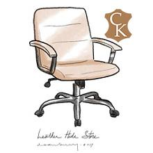 Modern Mid Back Office Chair