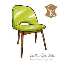 Modern Saarinen Dining Chair