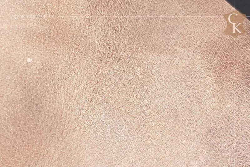 Телешка кожа за обувки набук - 11
