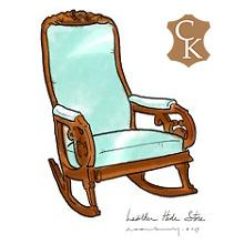 Victorian Rocking Chair