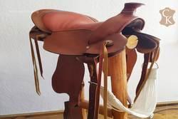 Изработени седла
